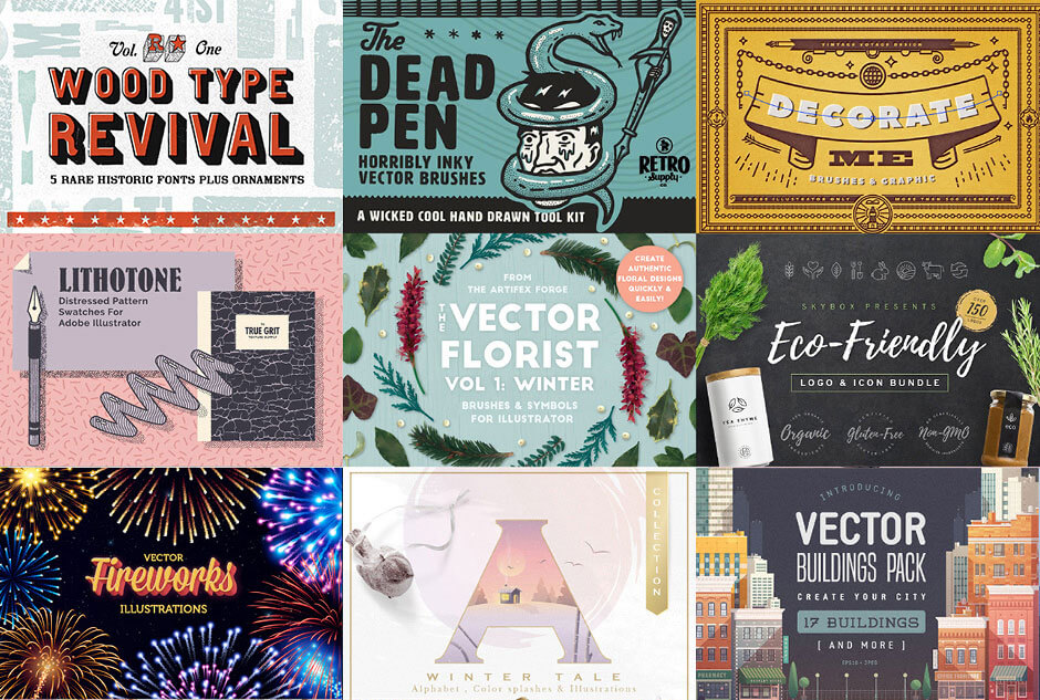 artistic vector bundle featured image