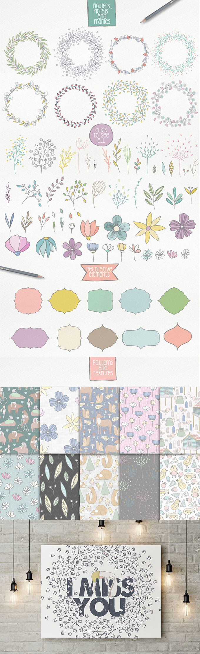 The Cute Forest Collection