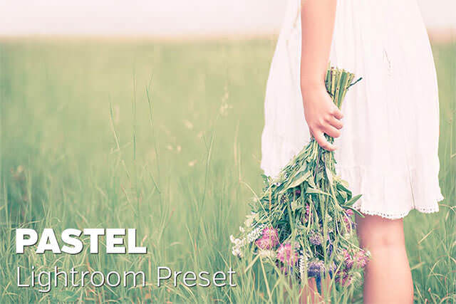Soft Pastel Lightroom Preset