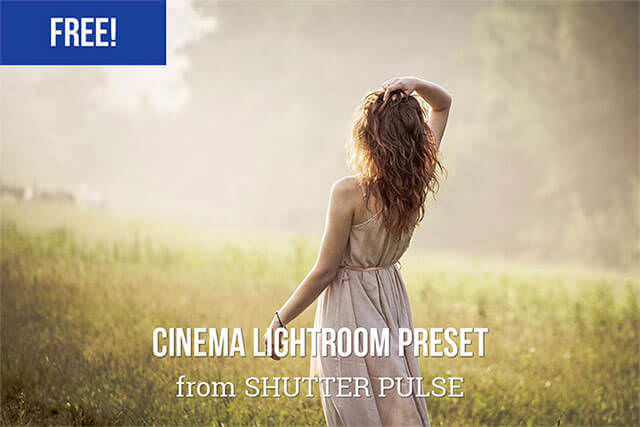 Ciname Lightroom Preset