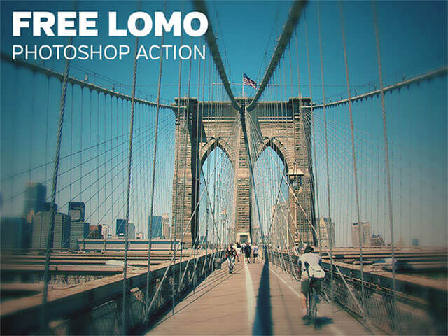 Lomo Effect Lightroom Preset