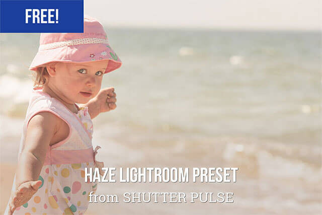 Free Haze Lightroom Preset