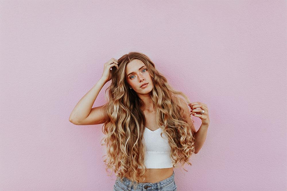 Photoshopで髪の毛など複雑な範囲を数分で切り抜く方法1