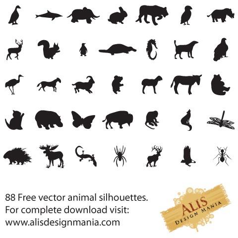 animalsilhouette2