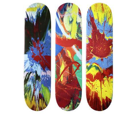 damien-hirst-supreme-skate-decks-1
