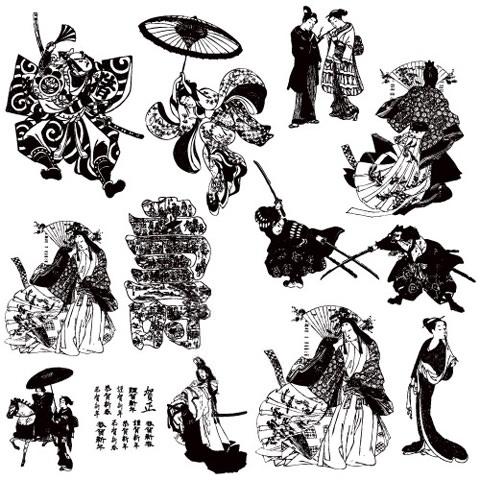 geishavector11