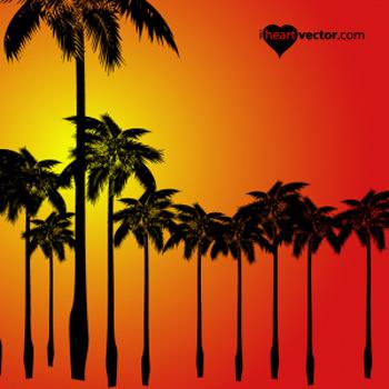 palmtreevector
