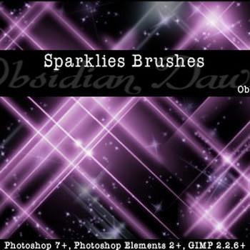 sparklebrush