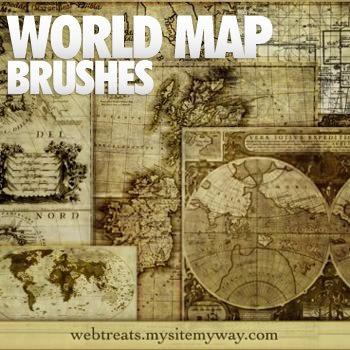 worldmapbrush1