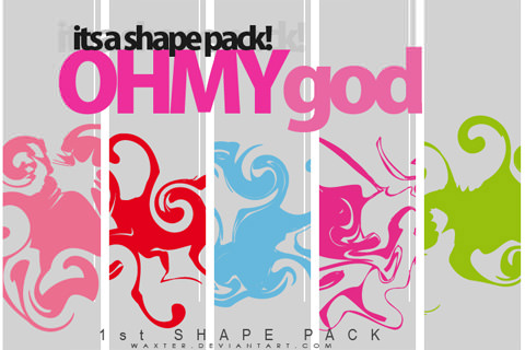 1st_shape_pack_by_waxter