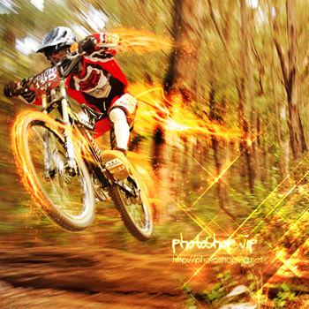 bikeonfire