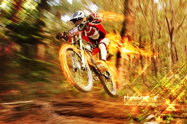 bikeonfire1