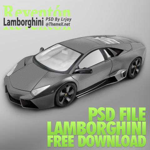 lamborghinipsd11