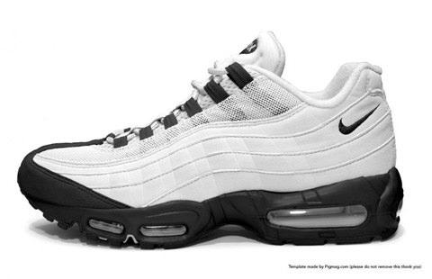 95-white-black