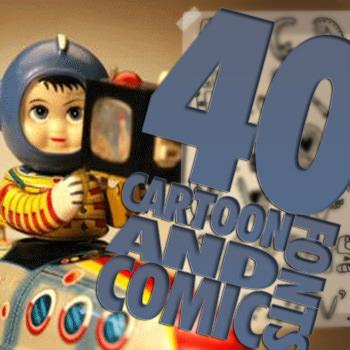 40cartoonfont