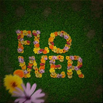 flowertext