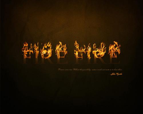 firetext1