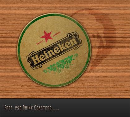 free-psd-drink-coasters