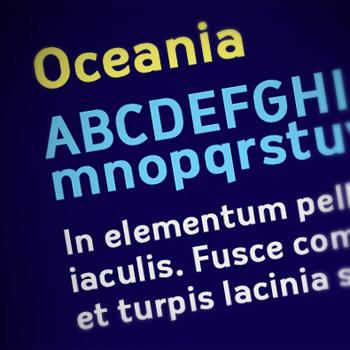 oceaniafont