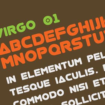 virgofont