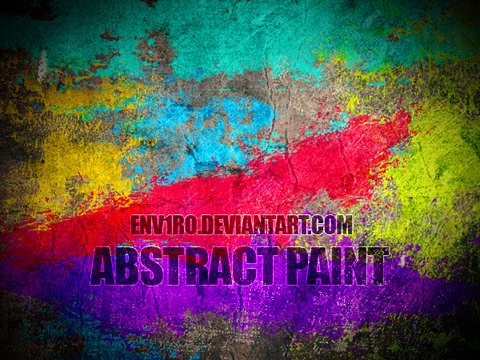 abstract_paint_by_env1ro1