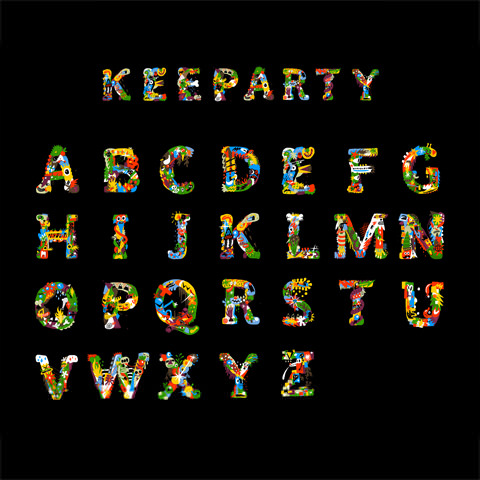 keepartyfont2