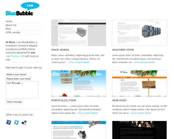 bluebubble-free-premium-wordpress-theme