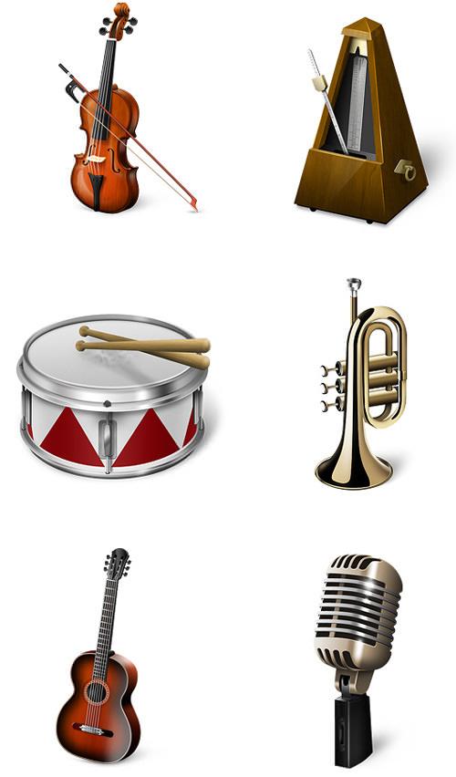 music-icon-sets