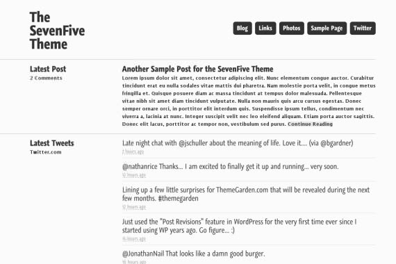 sevenfive-free-premium-wordpress-theme