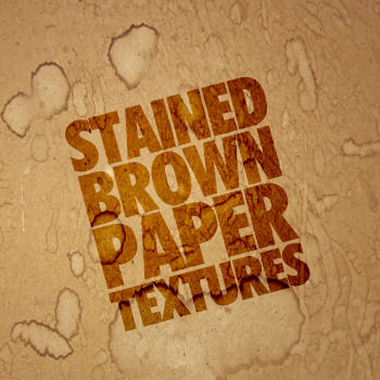 stainedbrownpapertexture