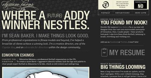 1-cool-typography-website
