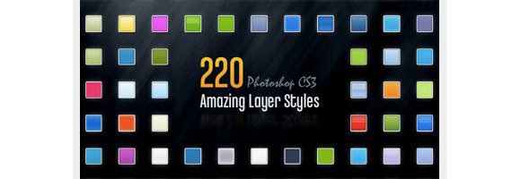 ultimate-roundup-of-photoshop-layer-styles-1