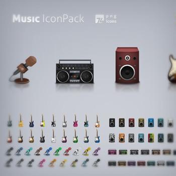 musiciconpack