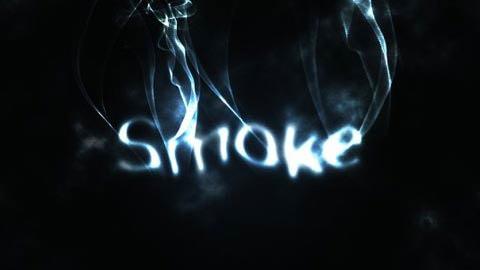 smoketexteffect