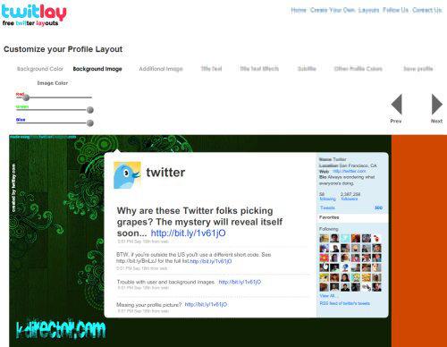 twitlay