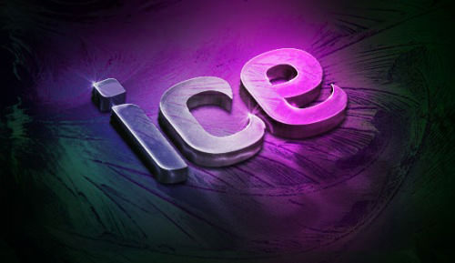 design-a-slick-3d-ice-text-effect