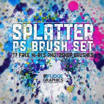splatterpsbrush