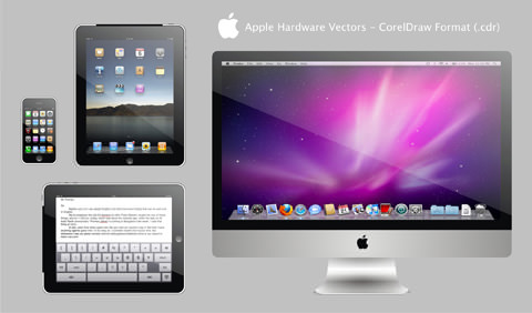 Apple_Hardware_Vectors_by_RPGuere