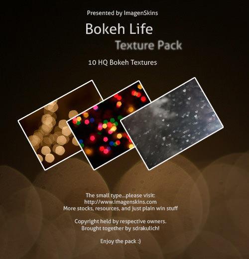 Bokeh-Life-Texture-Pack