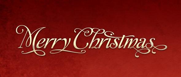 メリー クリスマス 英語 筆記 体