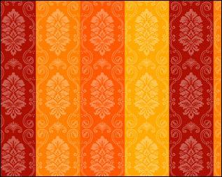 ストライプ カラー パターン