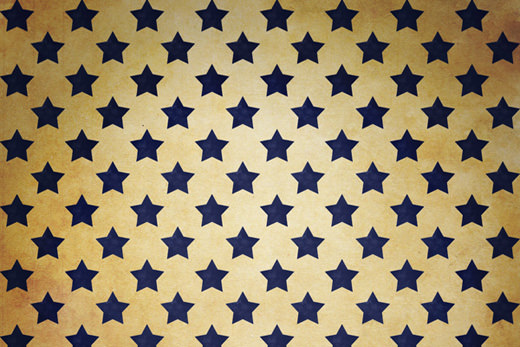 stars_pattern_texture_04_blue_yellow_preview
