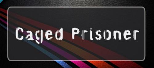 Caged-Prisoner