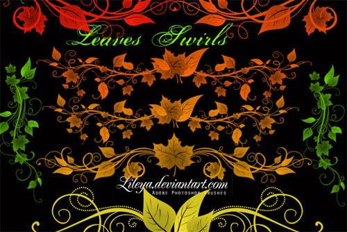 leaf-photoshop-brushes-9