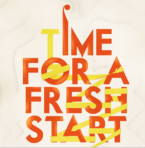 time-for-a-fresh-start