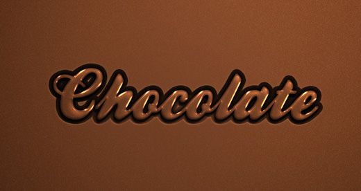002_psd-chocolate_text_effect_type_font_caracter_caligraphic_3d