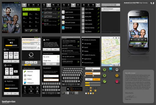 android-gui