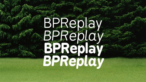 BPreplay