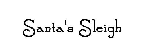25-sleigh