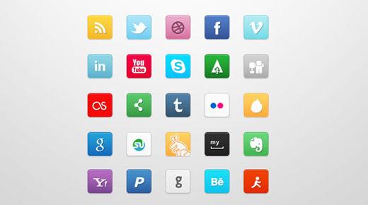 Free-Social-Media-Bookmarking-Icons-20